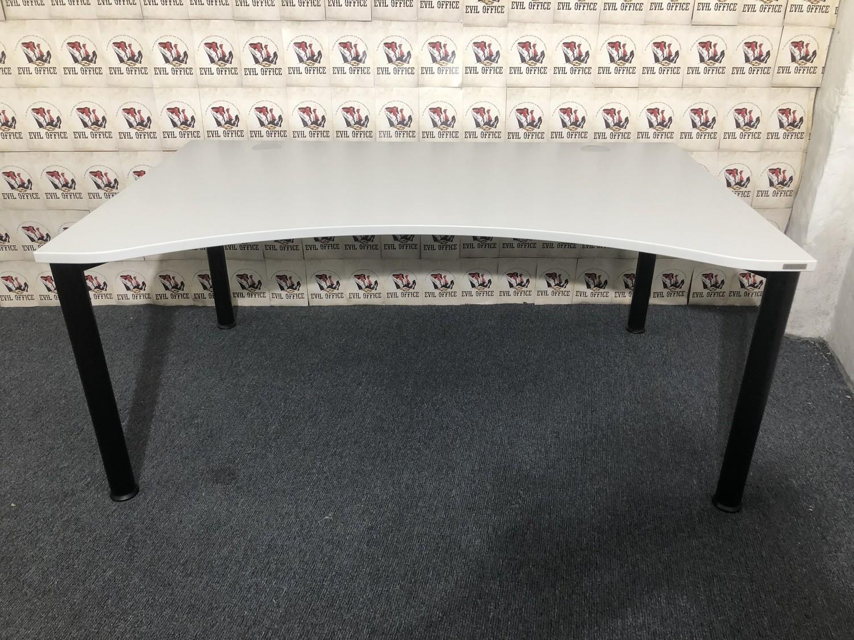 Schreibtisch von Reiss 160x80-100cm Büro Cockpit