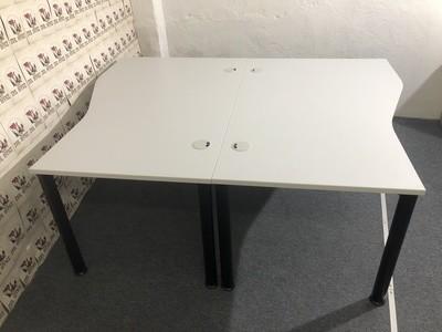 Set 2 St. Schreibtisch von Reiss 160x200-160cm