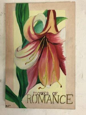 Bild Flower of Romance von Hope Design