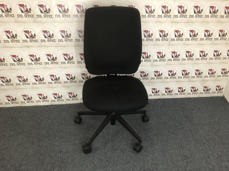 Bürodrehstuhl von SATO in schwarz Drehstuhl Stuhl