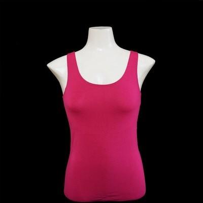Yoga Tank Shirt - Erdbeerpink