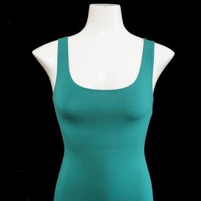 Yoga Tank Shirt - Kiefergrün
