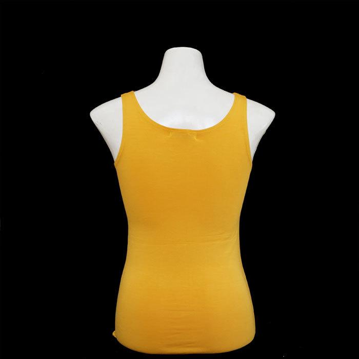 Yoga Tank Shirt - Ocker