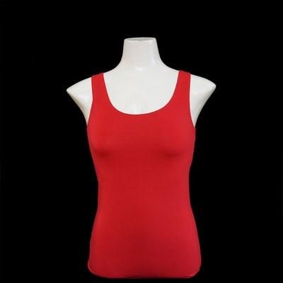 Yoga Tank Shirt - Rot