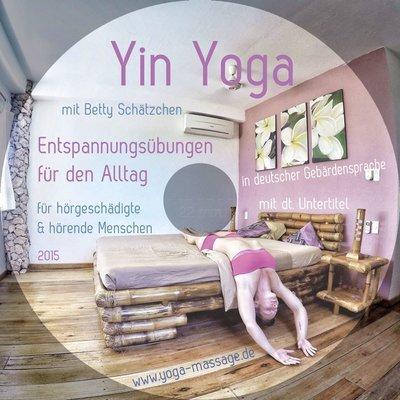 Yin Yoga - Mehr Entspannung für den Alltag! - DVD