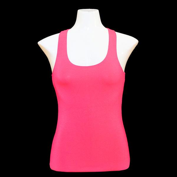 Yoga Tank Shirt - Pink T002