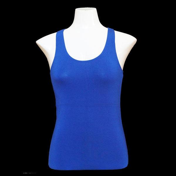 Yoga Tank Shirt - Blau