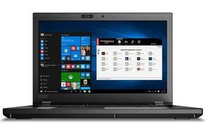 ThinkPad P52 Nvidia Quadro P1000 4GB