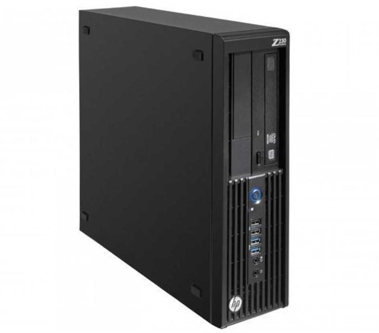 HP Z230 WORKSTATION SFF