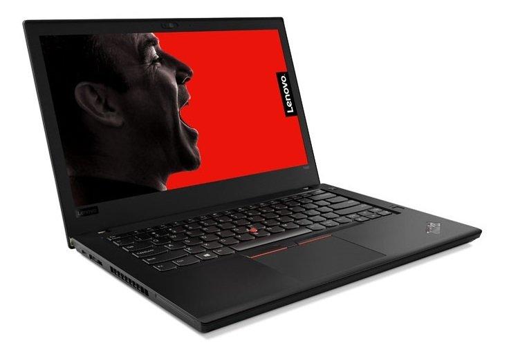 LENOVO T480 I5-8250U/14FHD/1X8GB/256SSD/10P/3NBD