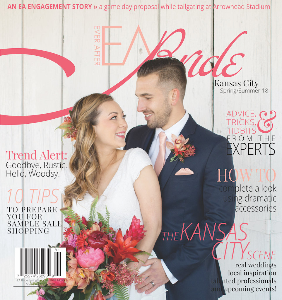 Spring/Summer 2018 Issue of EA Bride 00000