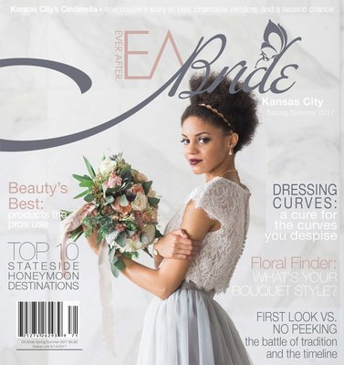 Spring/Summer 2017 Issue of EA Bride