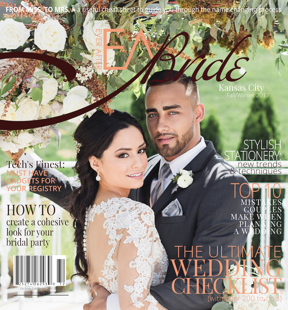 Fall/Winter 2017 Issue of EA Bride