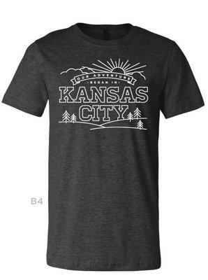 Kansas City Adventure Tee