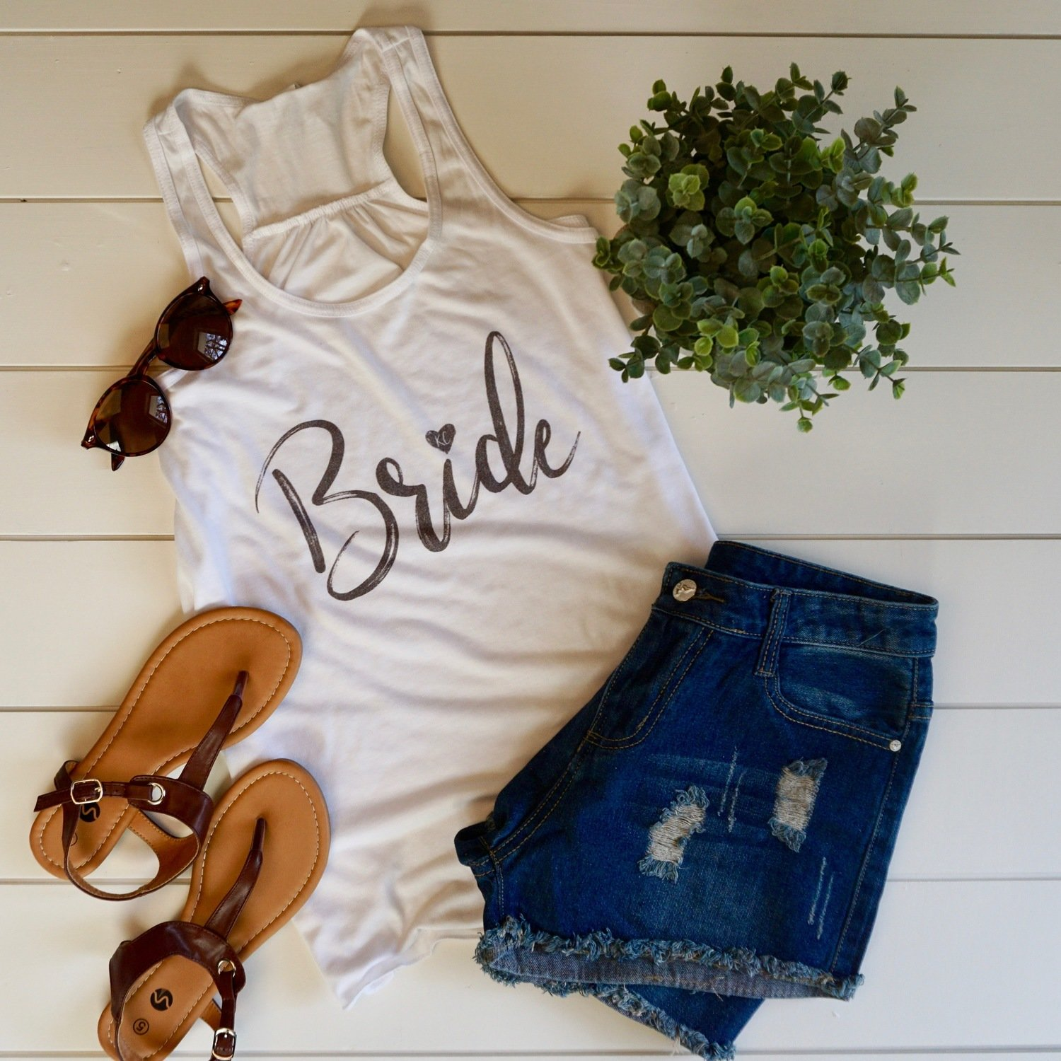 Kansas City Bride Tank