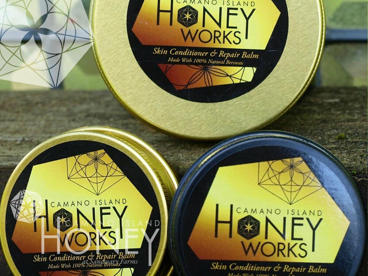 Camano Island HoneyWorks Boo Boo Balm