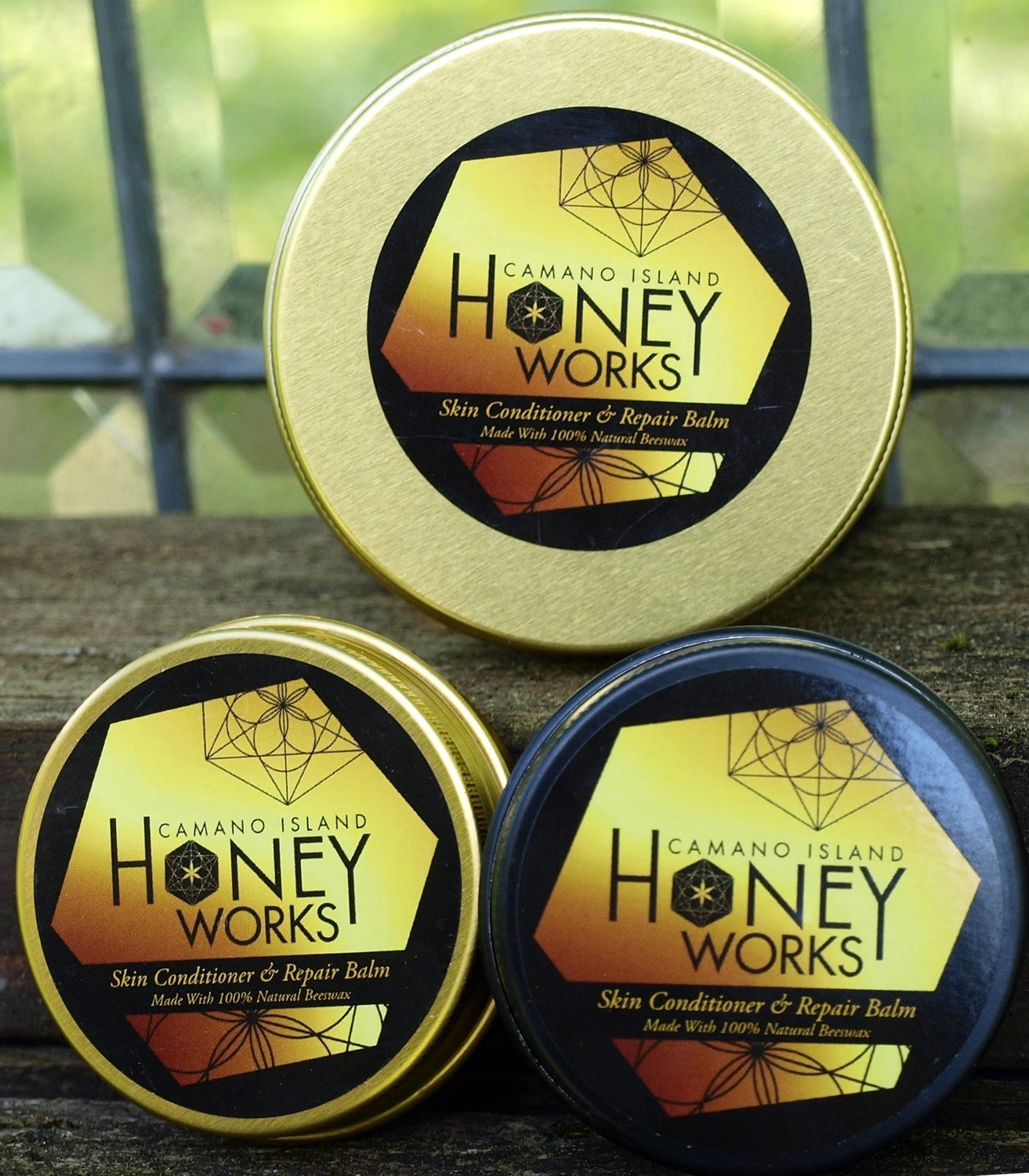 Camano Island HoneyWorks Itchies Balm