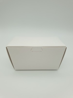 Box Truffle Large White 90Lx50Wx55Hmm (each)