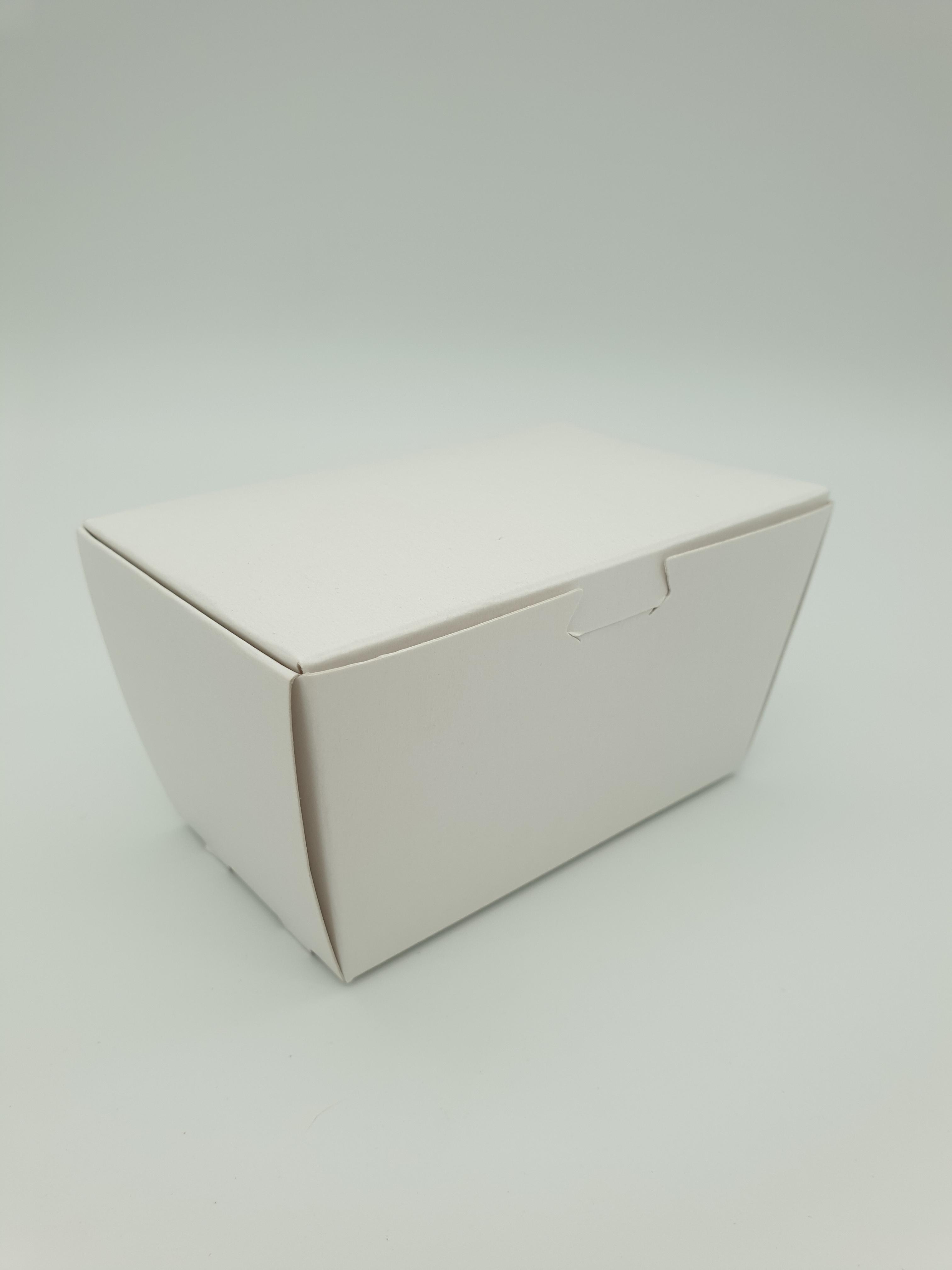 Box Truffle Large White 90Lx50Wx55Hmm (each)