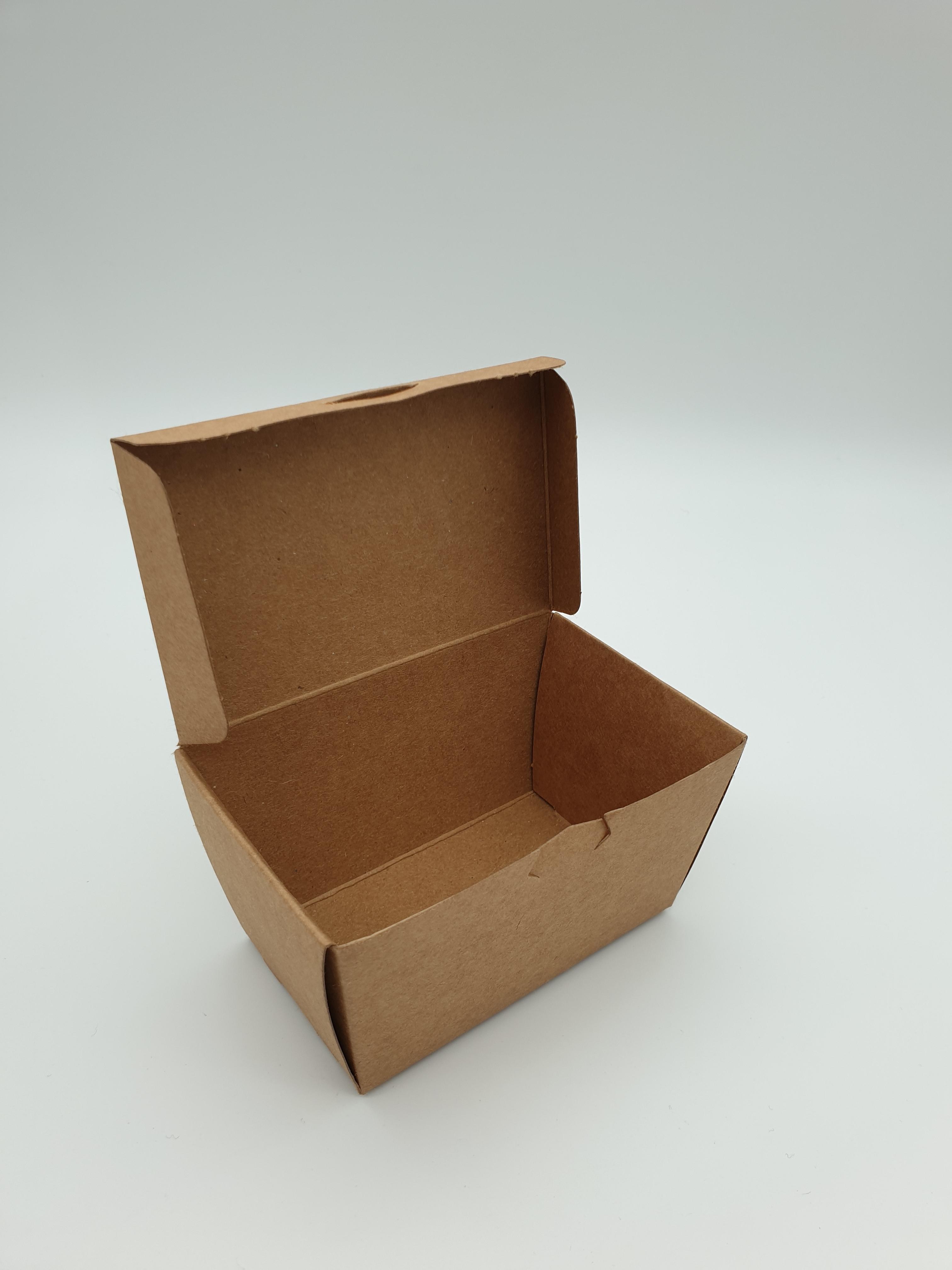 Box Truffle Large Kraft 90Lx50Wx55Hmm (each)