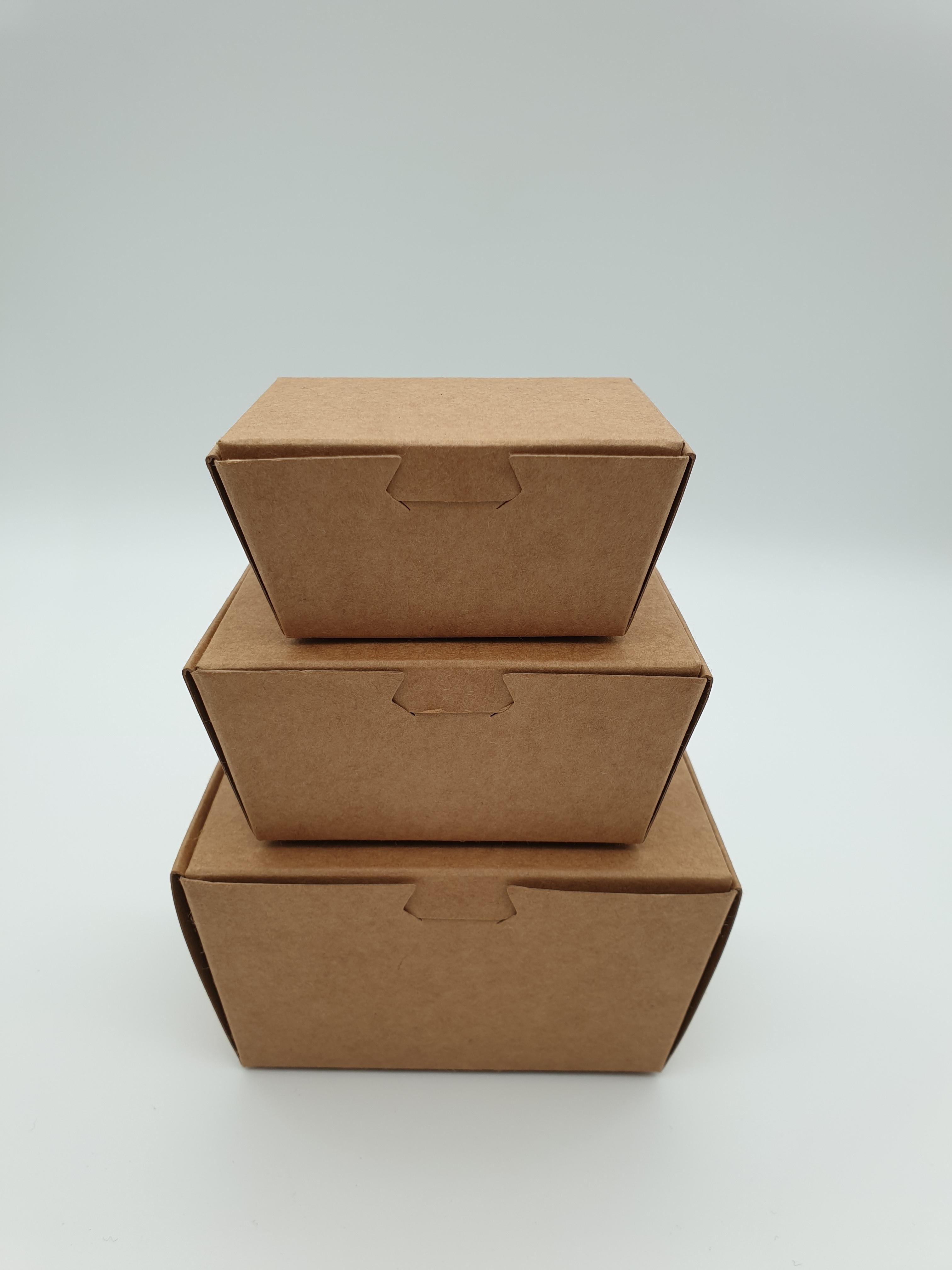 Box Truffle Medium Kraft 75Lx45Wx40Hmm (each)
