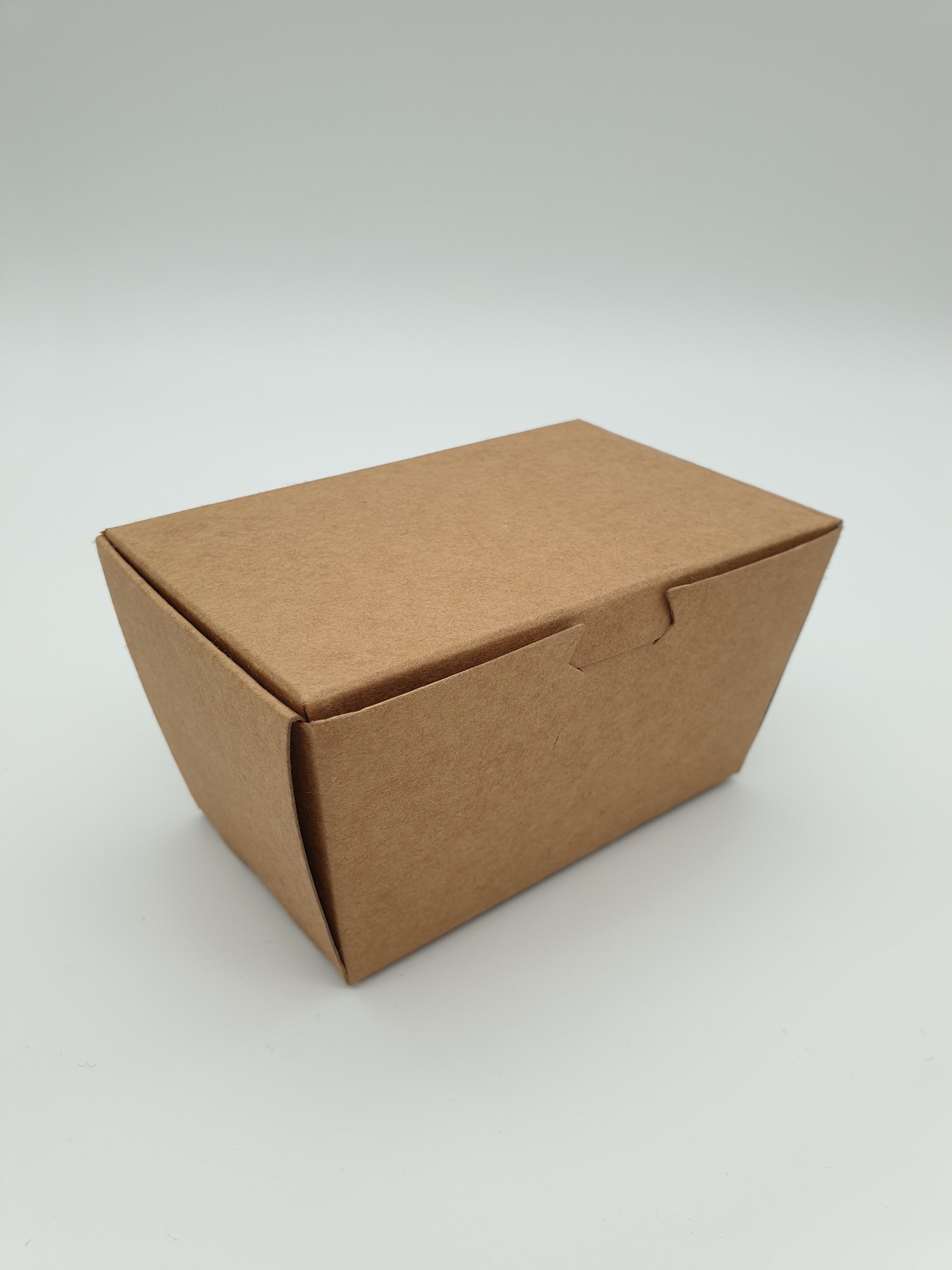 Box Truffle Small Kraft 60Lx45Wx35Hmm (each) BTSK