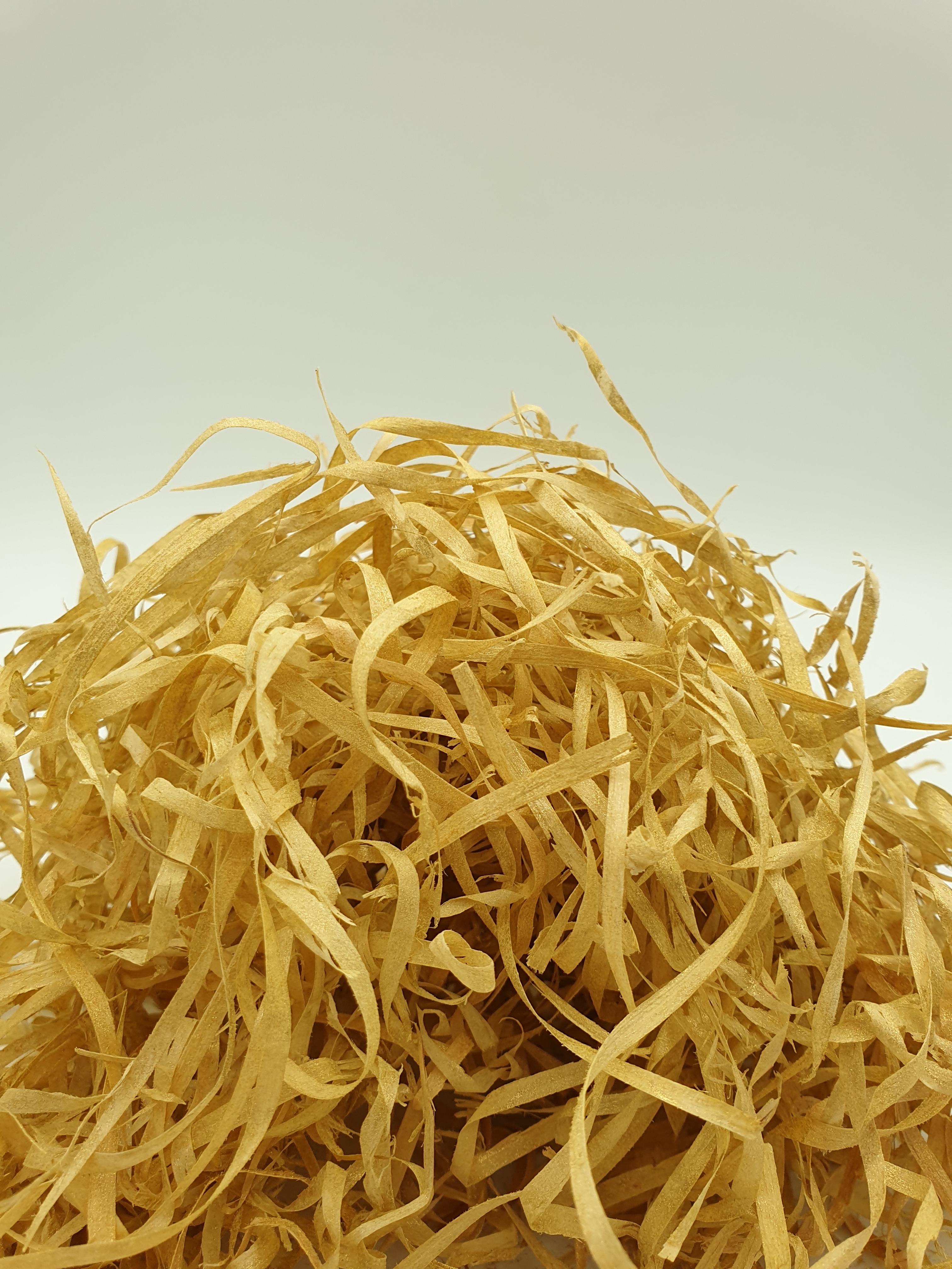 Wood Wool 100g Fine - Gold WWGLD