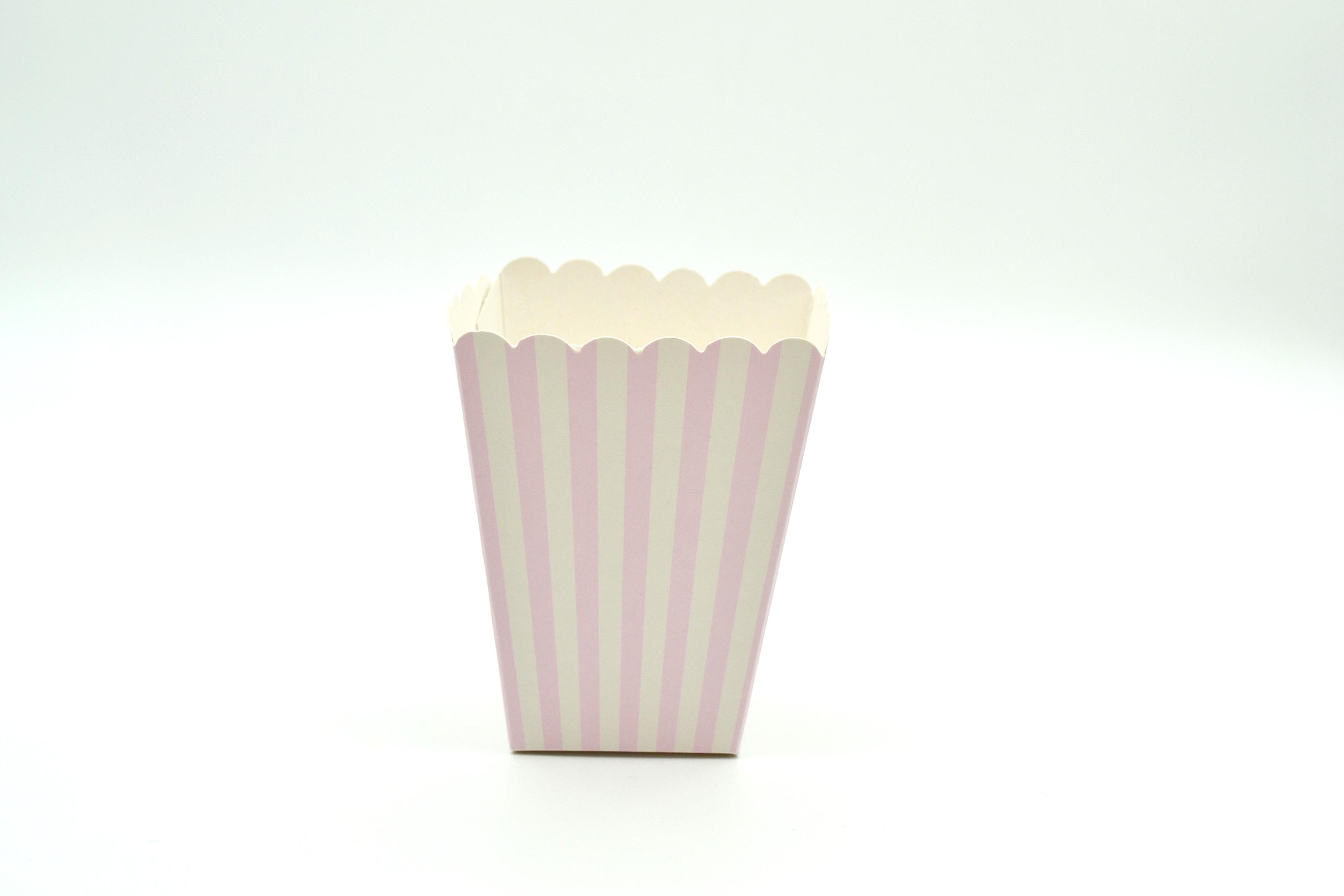 Box Popcorn Mini B/Pink 5 x 5 x 10 cm (each) POPMP