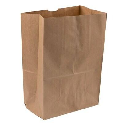 Paper Bags Kraft Shopper Supersack 280X160X360mm (50)