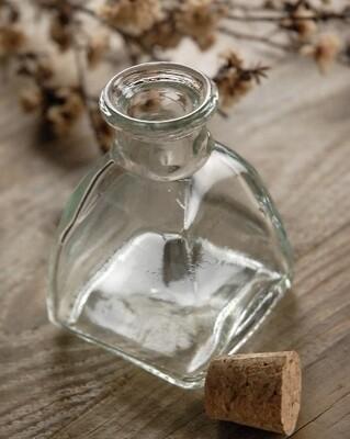 Glass Bottle 'Ellen' 60ml (5.3x7cm)