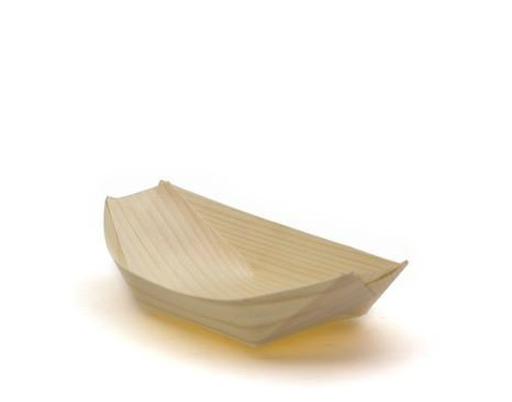 Bamboo Kidei Boat Small (Qty 50) SP4