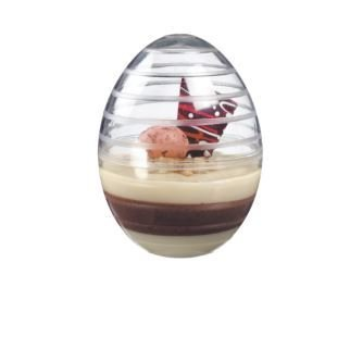 Catering Egg Shell Single Portion (Qty 40)