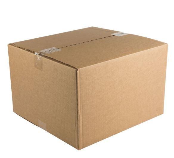 Corrugated Cardboard Box (ea) STOCK 5