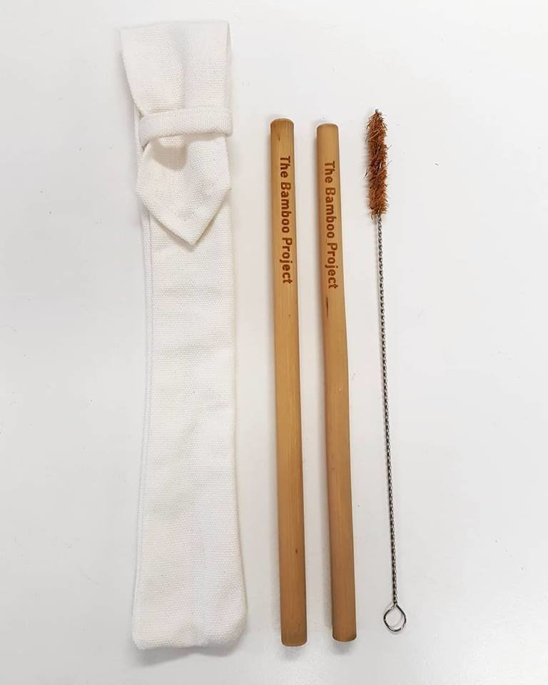 Bamboo Straws Mini Pack (set) BPSET