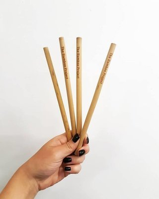 Bamboo Straw (each)