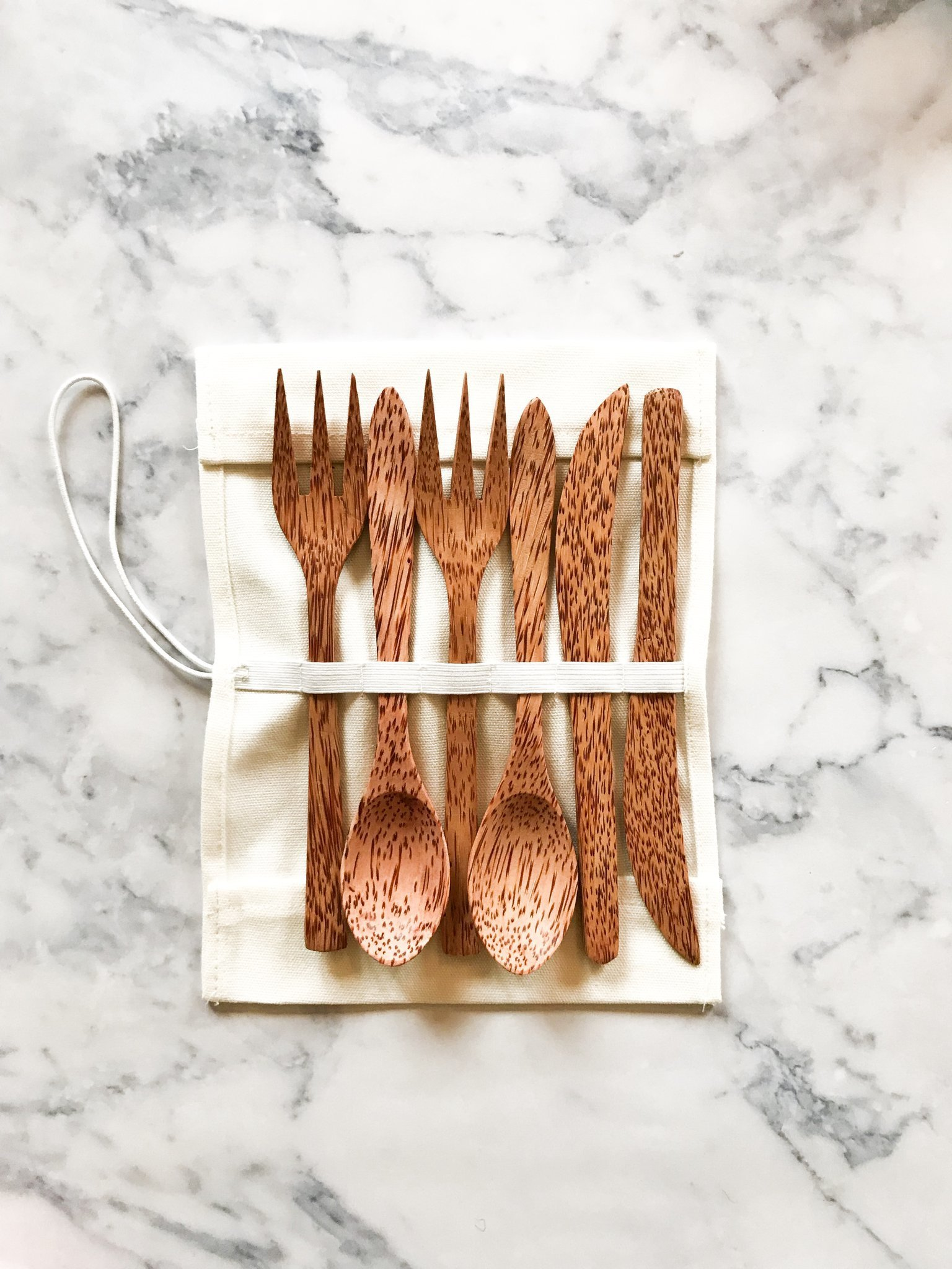 Coconut Cutlery Set CCPS