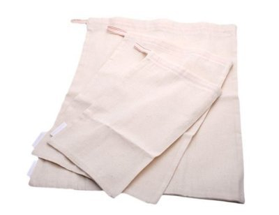 FreshBag 100% Cotton Dry Goods (3pc)