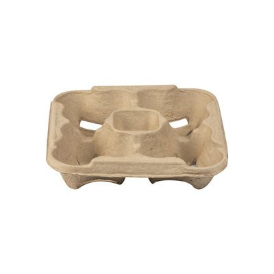 Coffee Cup Carrier 4 Div (Qty 50)