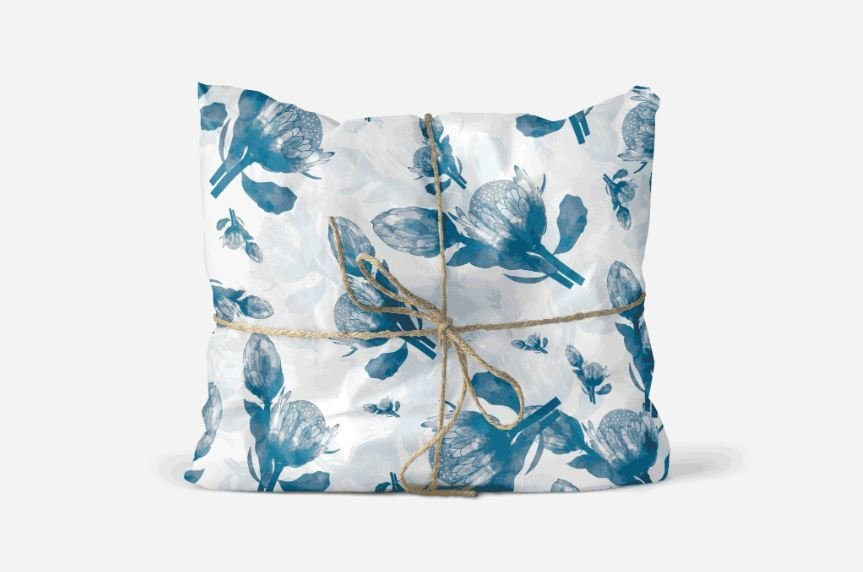 Tissue Paper-Retail Gift Pack Proteas (Qty 5)