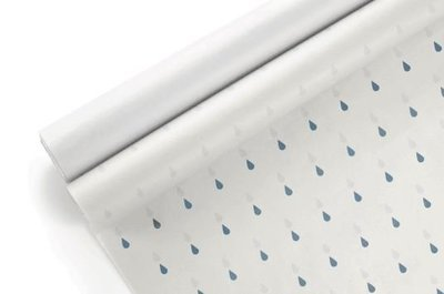 Tissue Paper-Retail Gift Pack Raindrops (Qty 5)