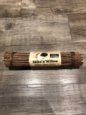 Small N Furry Sticks N Willow Bundle 120g