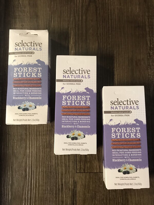 Selective Naturals Blackberry & Chamomile Forest Sticks