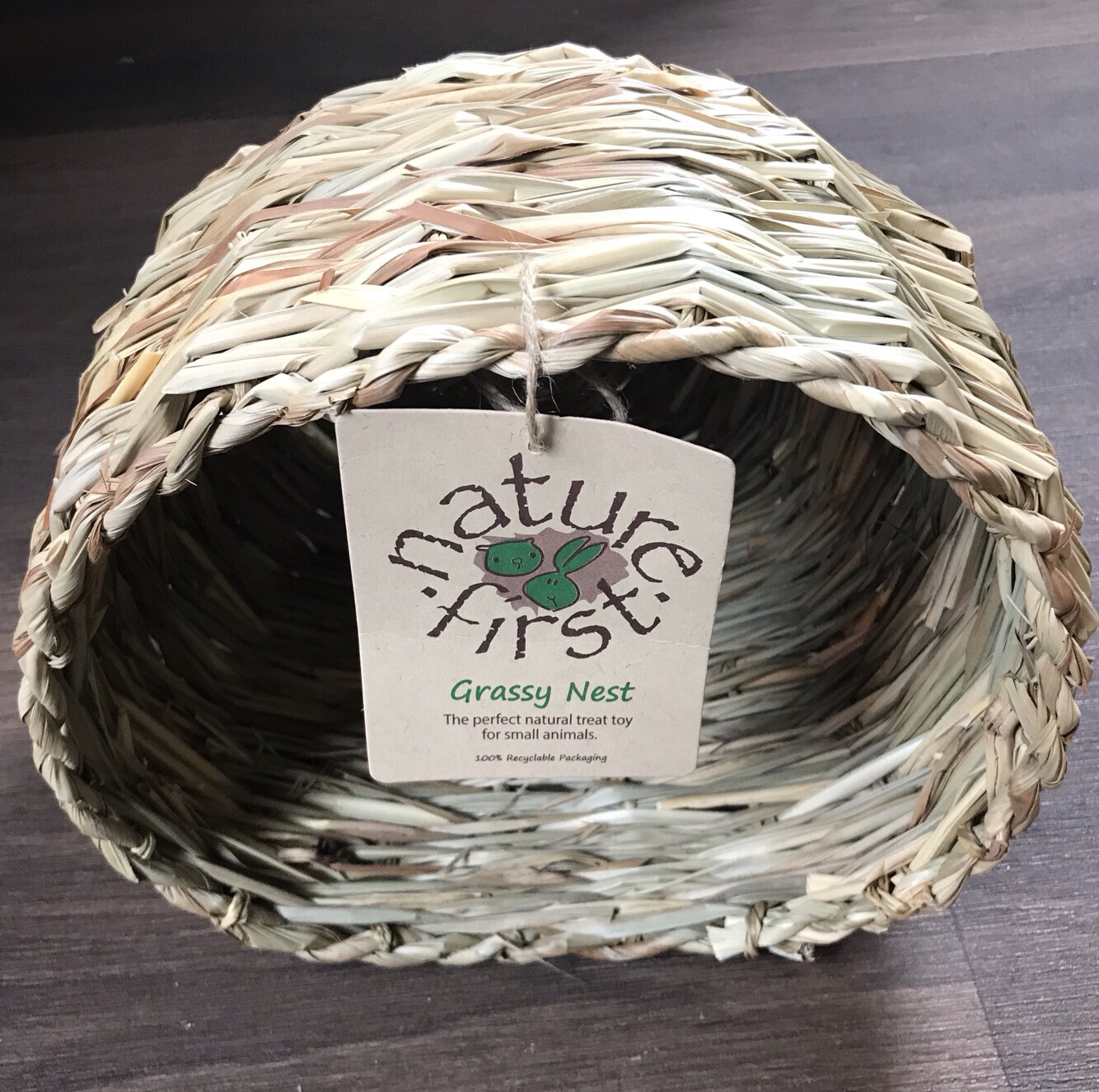 Nature First Grassy Nest 23cm RRP £12.99