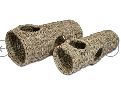 Rosewood Woven Jumbo XL Play Tunnel