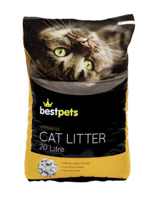Best Pets Hygiene Cat Litter 20l