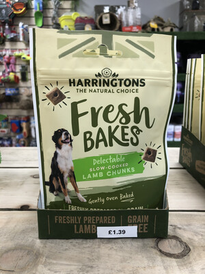 Harrington's Fresh Bakes Lamb