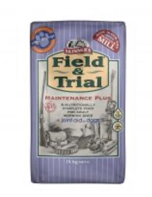 Skinner's Field And Trial Maintenance Plus 15kg RRP £30