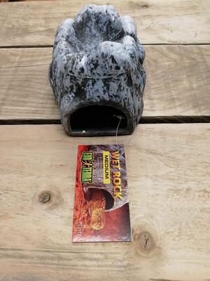 Gecko Wet Rock/Moisture Cave Medium
