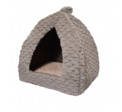 Rosewood Super Plush 40 Winks Pyramid Cat Bed