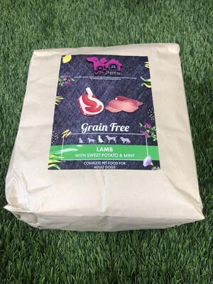 VP Grain Free Adult Dog Food - Lamb, Sweet Potato & Mint 6kg